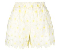 Shorts mit Cut-Outs