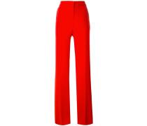 straight leg trousers - women