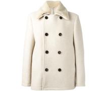 Mantel mit Knöpfen - men