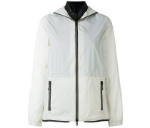 jacket with down vest - women