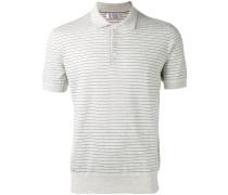 - Gestreiftes Poloshirt - men - Baumwolle - 48