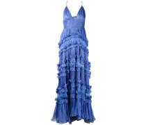 - Kleid mit Chantilly-Spitze - women