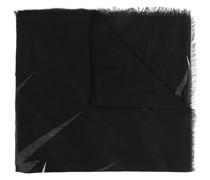 Schal mit Blitz-Print