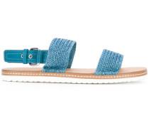 Sandalen mit gewebten Riemen - men