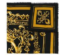 'Barocco' Schal mit Print