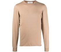 cashmere long-sleeve jumper