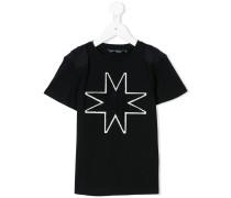 T-Shirt mit Stern