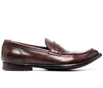 Loafer mit poliertem Finish