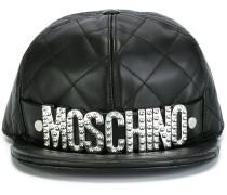 studded logo cap