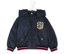crest padded jacket