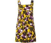 - Kleid mit Blumen-Print - women - Baumwolle - XS
