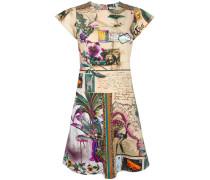 Kleid mit Prints