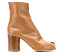 'Tabi' Stiefel mit hohem Blockabsatz