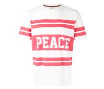 'Peace' T-Shirt - men - Baumwolle - M