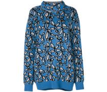 leaves turtleneck sweater
