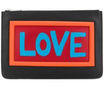 'Love' Clutch