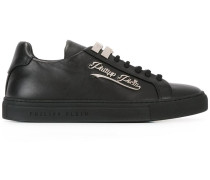 'Rams' Sneakers - women - Leder/Metall