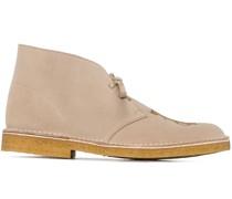 Desert-Boots mit Prägung