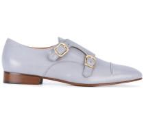 Loafer mit Schnallen - women - Kalbsleder/Leder