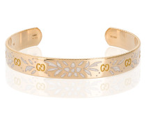Large Icon bracelet in yellow gold