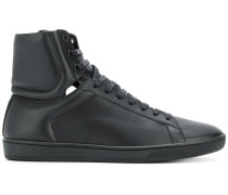 Signature Court hi-top sneakers