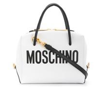 Mini-Handtasche mit Logo