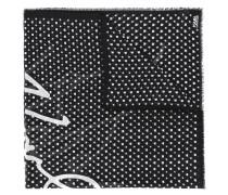 signature print scarf