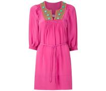 Kleid mit Handstickerei