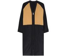 Wendbarer Mantel mit Reißverschluss