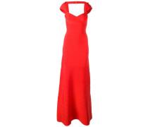 - Langes Kleid - women - Nylon/Elastan/Viskose