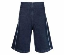 Knielange Jeans-Shorts