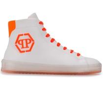 'Neon Rock' High-top-Sneakers