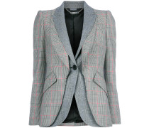 Prince Of Wales double layer blazer