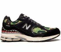 x BAPE 2002R Sneakers