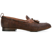 Brandy tassel loafers