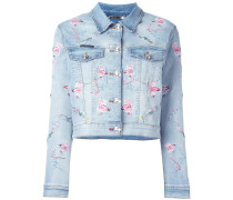 'Pycnopodia' denim jacket