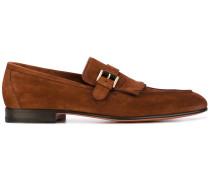 - Loafer mit Schnalle - men - Leder/Wildleder