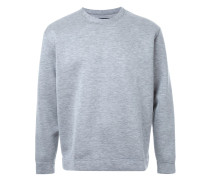 Sweatshirt mit Detail am Saum