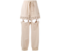 two-part trousers - women