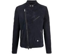 Mercury suede biker jacket