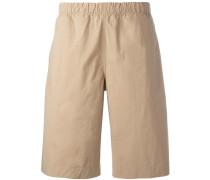 Shorts mit elastischem Bund - men - Baumwolle