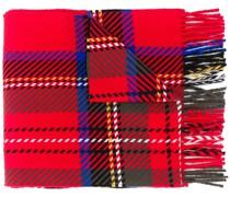 'Royal Stewart' Schal mit Schottenkaro