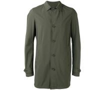 Kurzer Mantel mit Knopfleiste - men - Polyamid