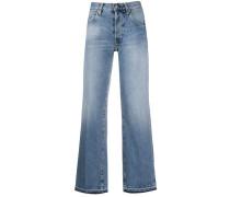 'Ava' Jeans mit hohem Bund