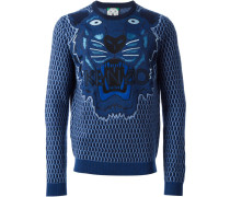 'Tiger' Wollpullover