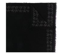 Kaschmirschal mit Muster