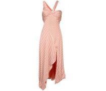 Gestreiftes 'Twist' Kleid
