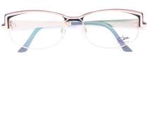 Emaillierte Brille