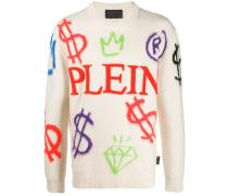 'Graffiti' Pullover