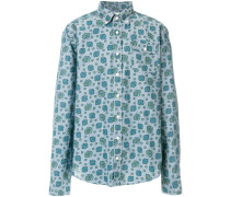 paisley chambray shirt